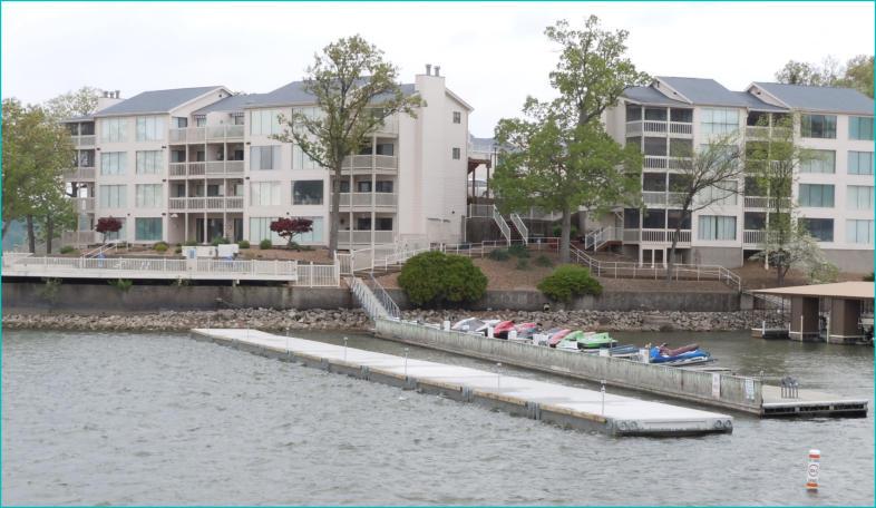 Modular Concrete Docks